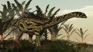 Agustinia-dinosaur-3d-render-elenarts-elena-duvernay-digital-art