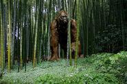 Gigantopithecus by frank lode-d4akbm3