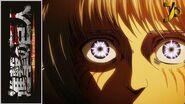 Вторжение Титанов 3-й сезон опенинг 2 Shoukei to Shikabane no Michi (Русский кавер от Jackie-O)