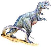 Dilophozavr - xishniy dinozavr