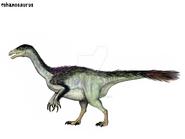 Eshanosaurus by cisiopurple-d8a2790
