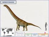 Сармьентозавр