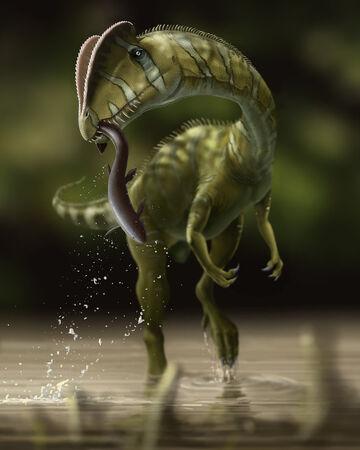 Dilophosaurus wetherilii by plioart-da994ou.jpg