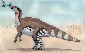 Гадрозавр9