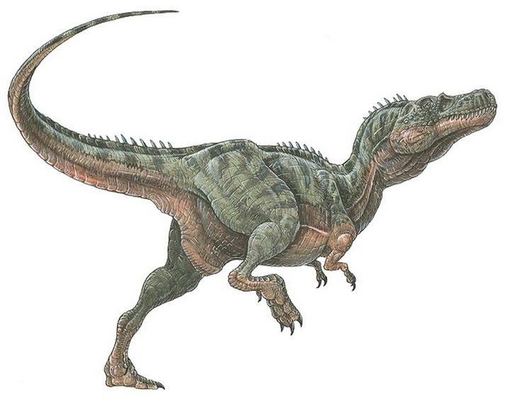 Алектрозавр