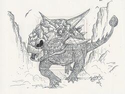 Минотаврозавр 5