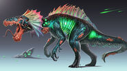 Monster Dinosaur