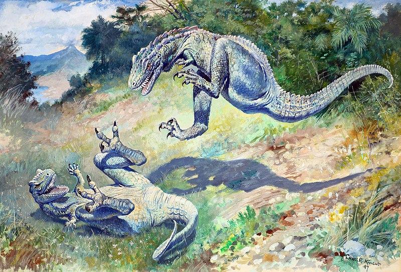 Дриптозавр