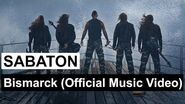 SABATON - Bismarck (Official Music Video)-0