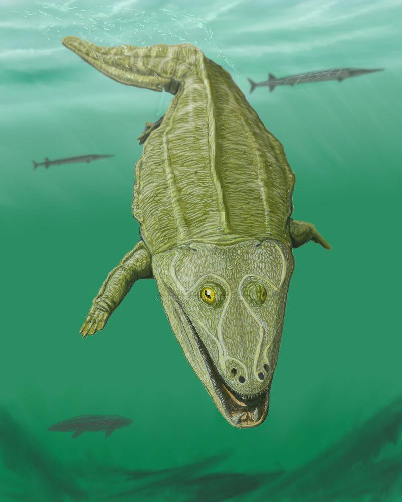 Мастодонзавр