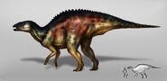 Маньжурозавр3