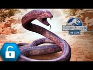 В игре Jurassic world the game