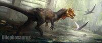 Dilophosaurus 02
