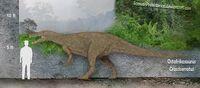 Ostafrikasaurus by sameerprehistorica-d93zff2
