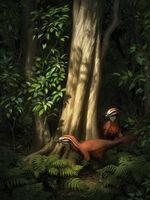 Alvarezsaurus by akeiron-dbiigqk