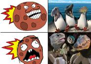 Мем про вымирание