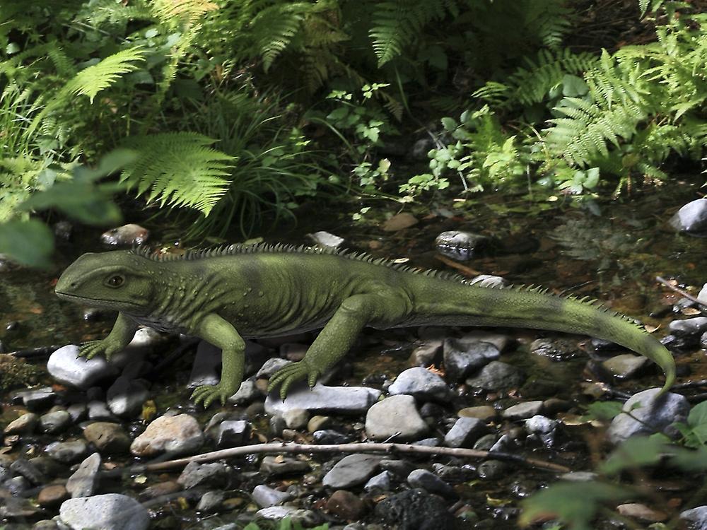 Гефирозавр