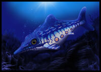 Ophthalmosaurus by froggywoggy11-d5cxzjf