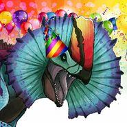 Erliphosaurus (Birthday)