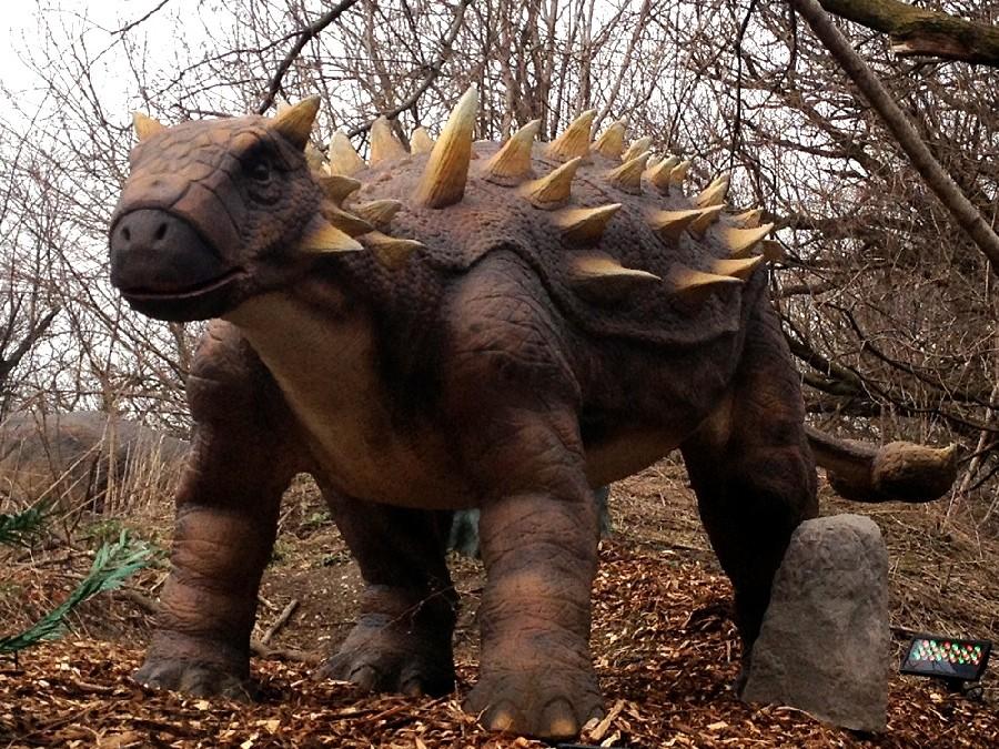 Диоплозавр