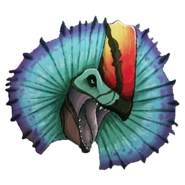 Erliphosaurus (Head)