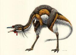 Alvarezsaurus by esthervanhulsen-d6wlb8y 0f25.jpg