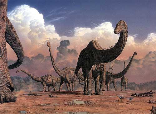 Сейсмозавр