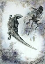 Jehol biota liaoningosaurus paradoxus by cheungchungtat-d5zc4lq 4299