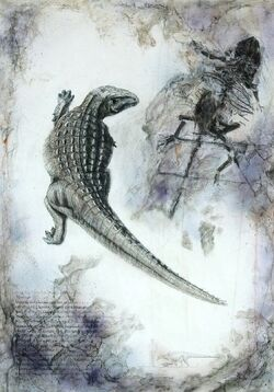 Jehol biota liaoningosaurus paradoxus by cheungchungtat-d5zc4lq 4299.jpg