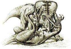 Velociraptorprotoceratops 31bb