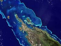 Барьерный риф Новой Каледонии