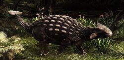 Ankylosaurus full