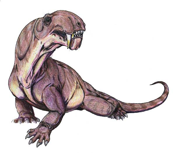Ивантозавр