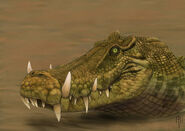 Kaprosuchus by jelsin-d3g3vub