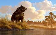 Short faced bear by deskridge-d69w2ab