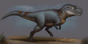 Альбертозавр2