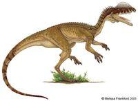 Дилофозавр 4