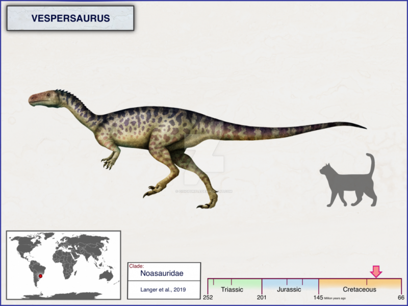 Весперзавр