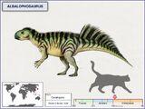 Альбалофозавр