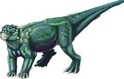 Liaoningosaurus paradoxus by rydicanubis 88dc.jpg
