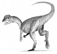Дилофозавр 10