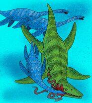 Kronosaurus queenslandicus b4e1