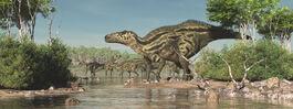 Edmontosaurus image