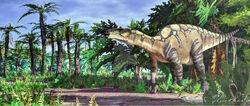 126 iguanodon jk