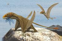 1peteinosaurus zambelli by paleopeter