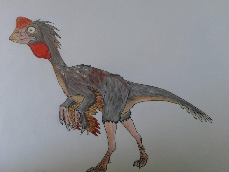 Ойорапторозавр
