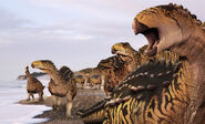 Scelidosaurus roughlow res