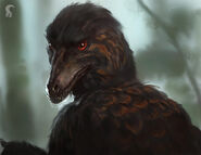 Sinornithosaurus by raphtor-dcgcqa5