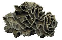 Колония табулятоморфных кораллов Halysites sp., замещенная кальцитом