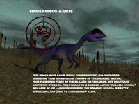 Dinopedia - Sinosaurus